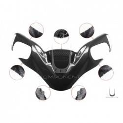 Cover handlebars carbon fiber for Yamaha T-Max 500 2008-2011