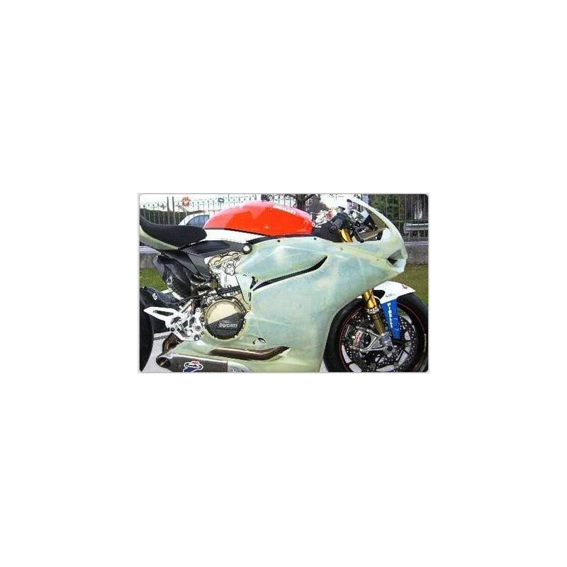Plastic Bike VTR1207 Fiberglass fairings