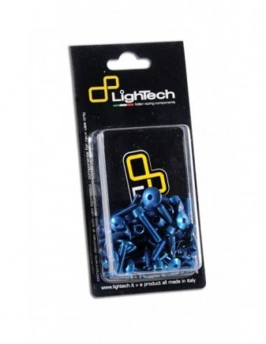 Lightech 6K6C Motorcycles ergal screws kit