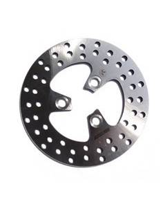 Braking brake disk round fix for Suzuki Sepia scooter 50 1992