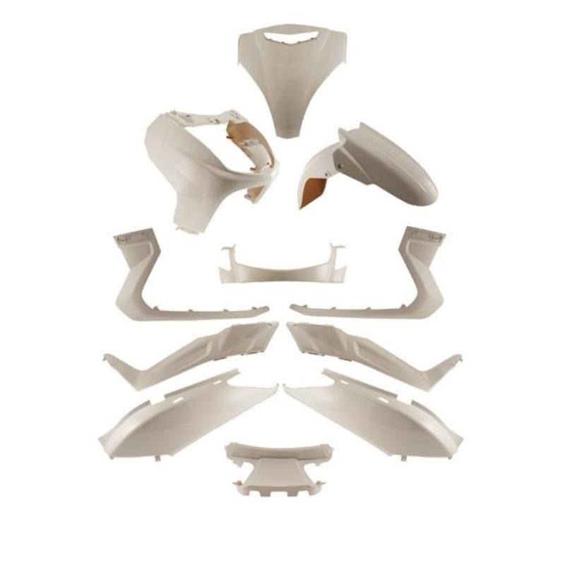 77380050 Complete fairing X-Max 2005-2006 white color 11Pcs -20%