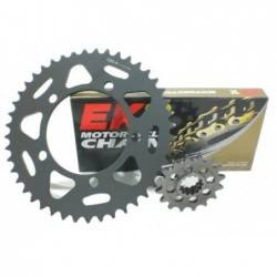 PBR chain and sprockets kit for Aprilia 1000 Tuono/Racing 2002-2005