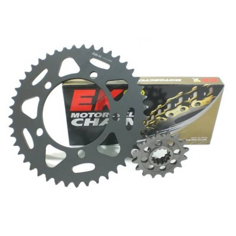 PBR EK 148#/1 Motorcycles chain and sprockets kit