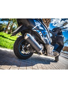 GPR SC.CAT.148.EVO4 Motorcycle complete exhaust system